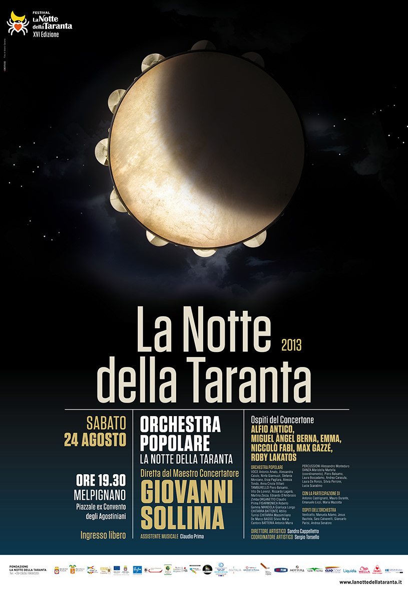 Manifesto Melpignano 2013