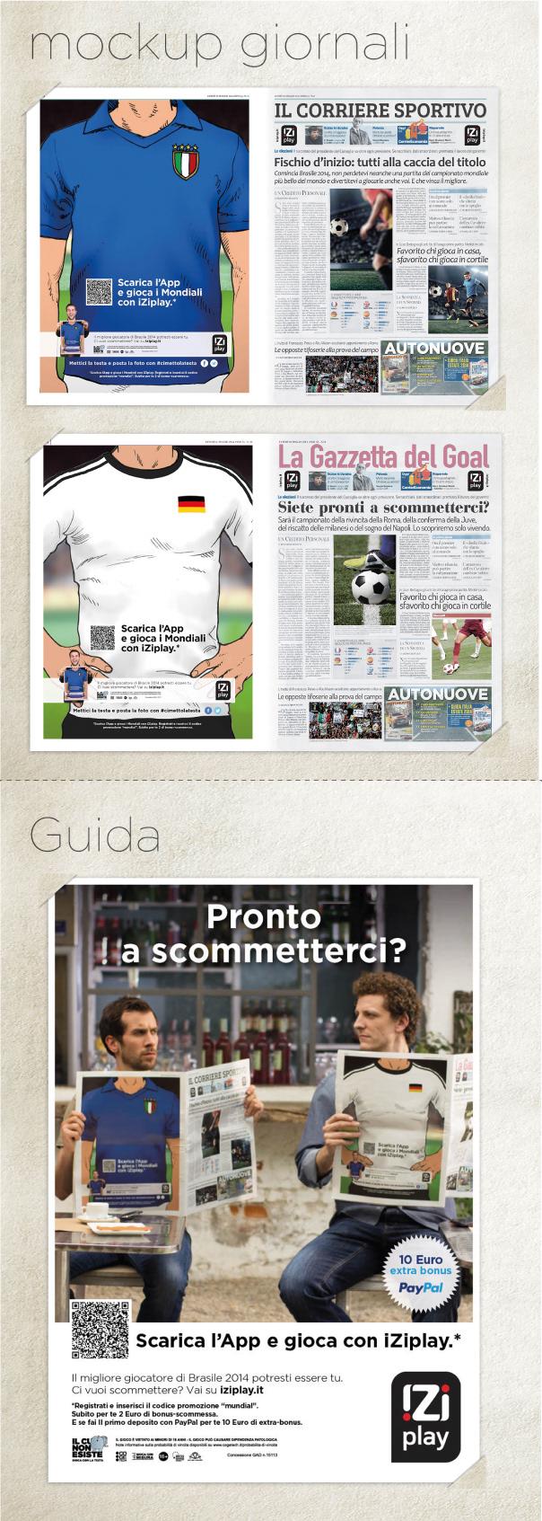 Sport Campaign | Brasil 2014