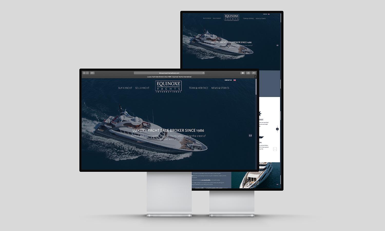 Equinoxe_international_website