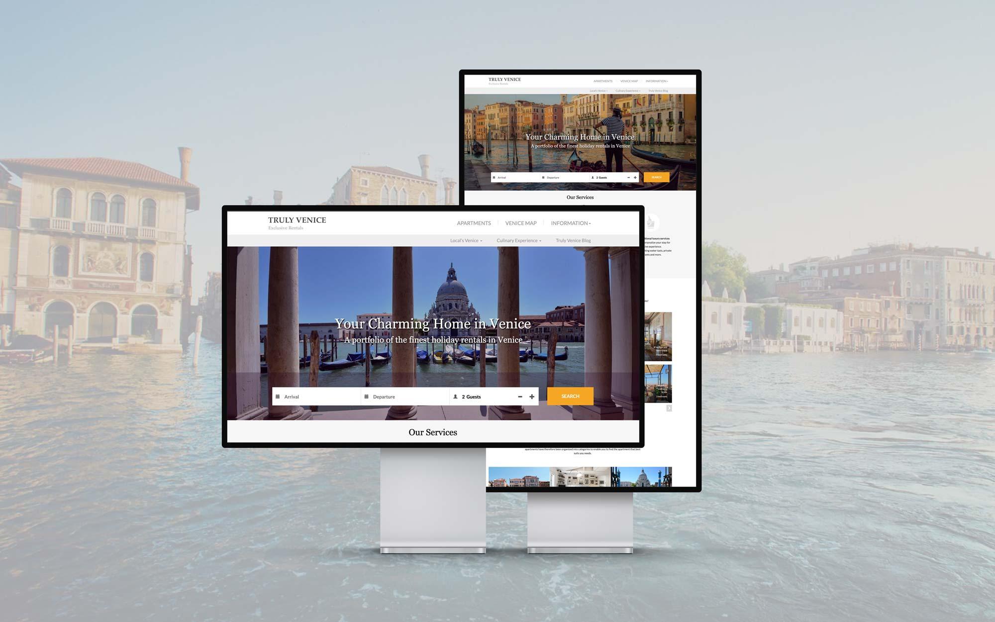 TrulyVenice-website