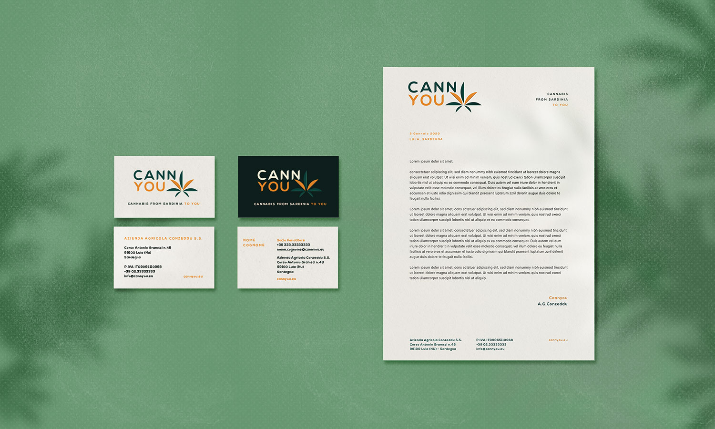 Cannyou - immagine coordinata